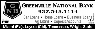 Car Loans, Home Loans, Business Loans, Ag Loans