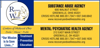 Substance Abuse Agency | Mental Psychiatric Health Agency