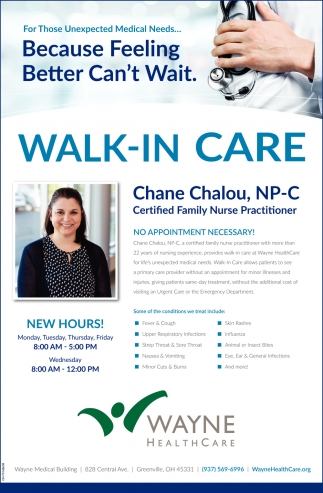 Chane Chalou, NP-C