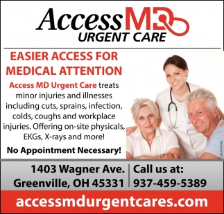 Easier Access For Medical Attention