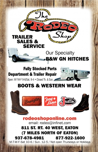 Boots and Western Wear