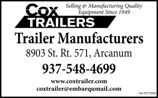 Selling & Manufacturing Quality Equipment Since 1949