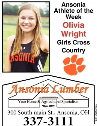 Ansonia Athlete of the Week