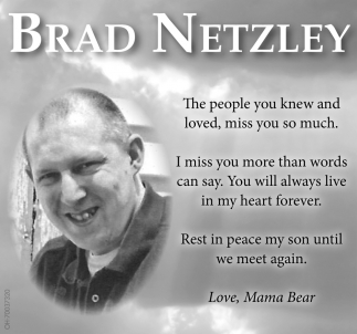 Brad Netzley