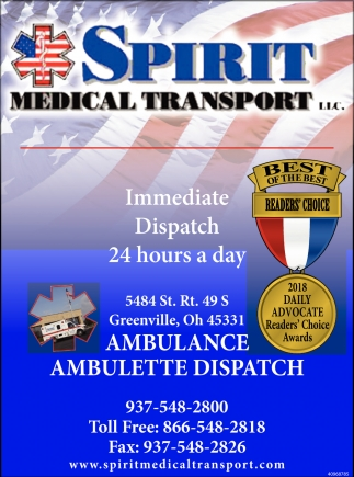 Immediate Dispatch 24 hours a day