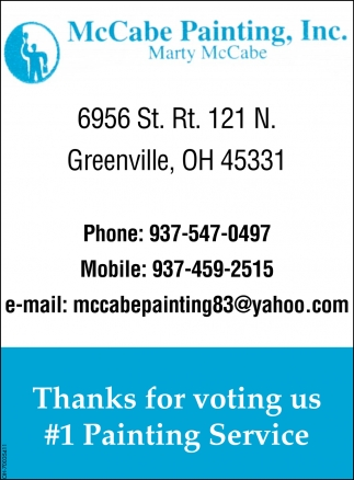 Thanks for voting us 1 Painting Service