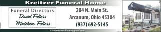 Kreitzer Funeral Home