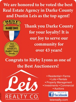 Best Real Estate Agency in Darke County