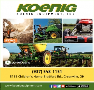 Tractors, Lawnmowers and more