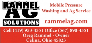 Mobile Pressure Washing and Ag Services
