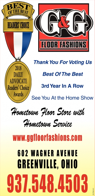 Thank you for voting us best of the best 3rd year in a row