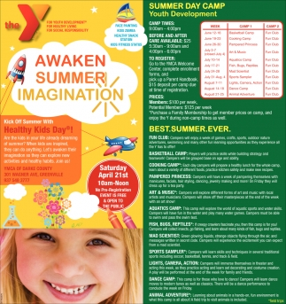 Awaken Summer Imagination