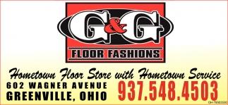 Hometown Floor Store with Hometown Service