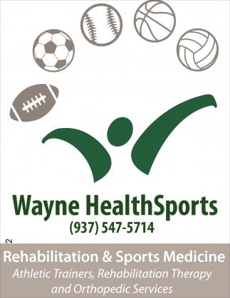 Rehabilitation & Sports Medicine