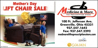 Mother's Day Lift Chair Sale