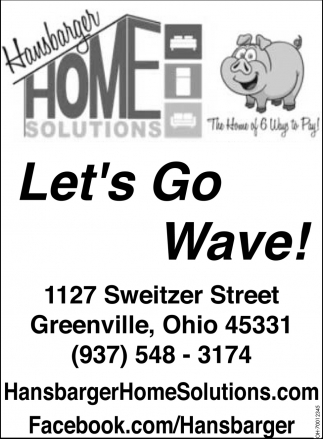 Let's Go Wave!