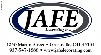 Decorator of Choice for the Glass Industry