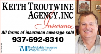 All forms of insurance coverage sold