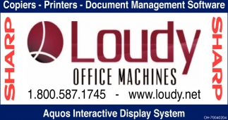 Loudy's Office Supply