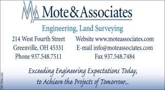 Engineering, Land Surveying