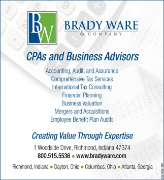 CPAs and Business Advisors