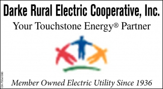 Your Touchstone Energy Partner