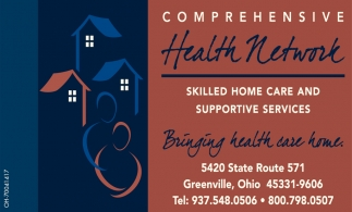 Skilled Home Care and Supportive Services
