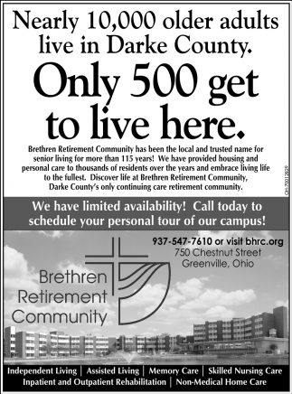 Call today to schedule your personal tour of our campus!