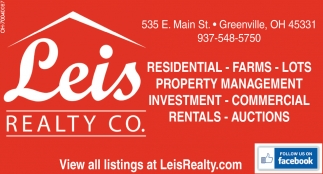Residential, Farms, Lots, Property Management