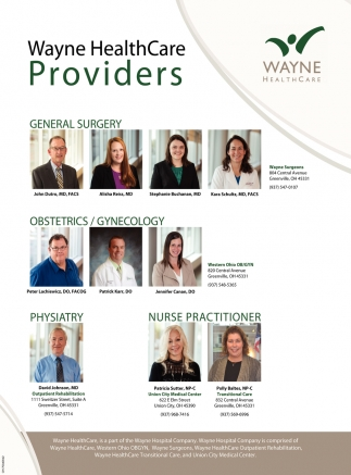 Wayne HealthCare