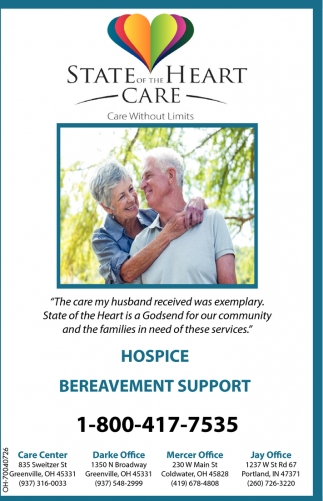 Hospice Bereavement Support