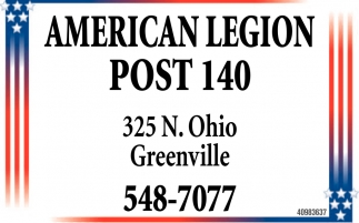 American Legion Post 140
