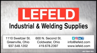 Industrial & Welding Supplies