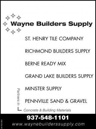 Partners in Concrete & Building Materials