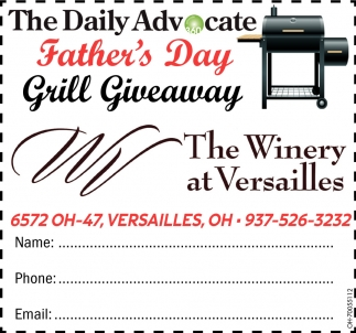 Father's Day Grill Giveaway
